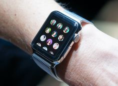 El Apple Watch retra
