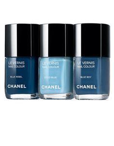 Esmaltes Chanel Les Jeans