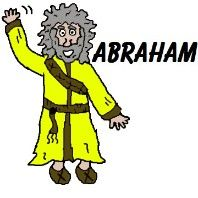 Abraham Clipart
