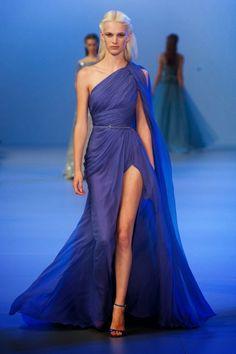 Vestido Elie Saab - Verão 2014