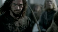 Vikings | Athelstan --- wait, what?  When did this happen?  He lost his faith so fast in between seasons.  lol