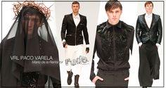 VRL Paco Varela by Mario de la Renta. RUDE Magazine