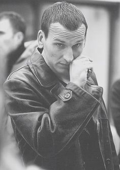 Christopher Eccleston as the Ninth Doctor, Doctor Who Doctor Who, Ninth Doctor, First Doctor, Serie Doctor, Christopher Eccleston, Out Of Touch, Torchwood, David Tennant, The Villain