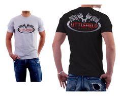 Logo for Littlefield Customs by Corne