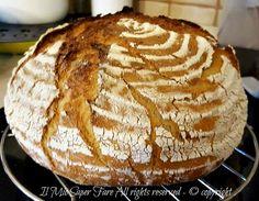 Pane con latticello ricetta Bimby   Buttermilch Brot