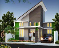 Desain Rumah Minimalis 1 Lantai Sederhana 1
