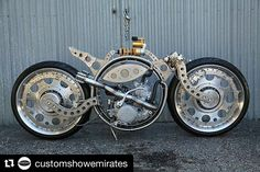 #Repost @customshowemirates with @repostapp ・・・ @planetmotola - This @rkconcepts custom. ...