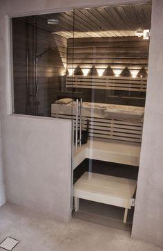 Awesome 38 Awesome Home Sauna Design Ideas