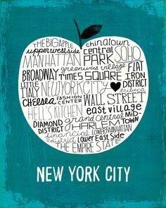 The Big Apple - Michael Mullan