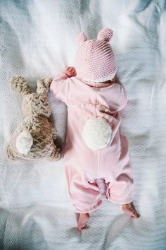 My Spring Bunny Baby Easter Costume » Michele Hart Photography