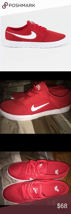 Nike SB Ultralight Shoes LIKE NEW. Too small for my boyfriend and they're in great condition! Nike Shoes Sneakers