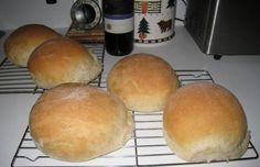Made these tonight - very good. The Best Bread Bowls For The Bread Machine Recipe - Baking.Food.com - 365596