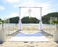 Goldcoastweddingeventhire Gold Coast Wedding Ceremony Beach