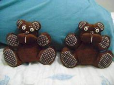Irmãos ursos.