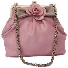 Vintage pink Hand Bag - London