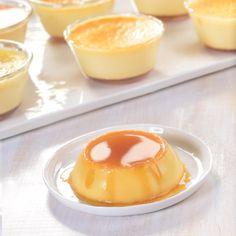 Flan de Queso Crema – Bonito, rico y perfectamente cremoso. ¡Se derretirá en tu boca!