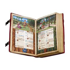 HENRY VIII ~ The Book of Hours of Henry VIII of England ~