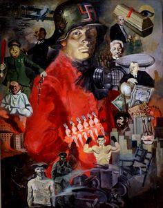 Horst Naumann, Weimarer Fasching  Weimar Carnival (1928- 29)