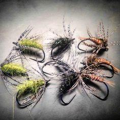 Softhackles HOOK:TMC206BL ♯10 HACKLE:partridge grey neck たまにはこういうのも。 #flyfishing#fluefiske#flugfiske#flyfishingjunkie#flyfishingaddict#flyfishingnation#fishing#fiske#flytying#fluebinding#flugbinding#flytyingjunkie#flytyingaddict#flytyingnation#wetfly#wetflies#softhackle#softhackles#trout#troutbum#nymphfly#フライフィッシング#フライタイイング#釣り#毛鉤#ハンドメイド#トラウト#ソフトハックル#ウェットフライ#ニンフフライ