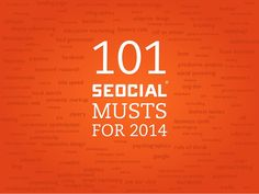 101 SEOcial Tips, Tricks and Strategies in Search, Social, Design, Development and Sales
