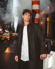 he looks like a freaking model
