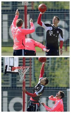 shirtless in Mykonos | Manuel Neuer ♥ The Great Wall of ...