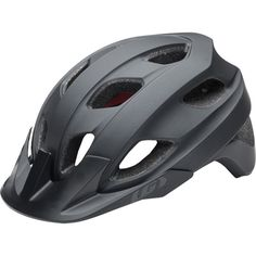 Louis Garneau Adult Raid Bike Helmet, Black