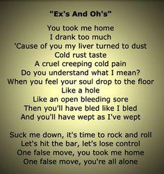 "Atreyu - ""Ex's & Oh's"""