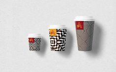 Albus Bakeries visual identity on Behance
