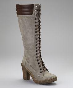 Gray Montana Boot | $45