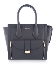 Just received my new Rivington tote from Henri Bendel...it's lovely and so sophisticated in dark grey.  Ordered a second one for my daughter, she loved mine so much. Share? never!