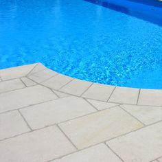 Pietra Leccese - Pavimento esterno piscina