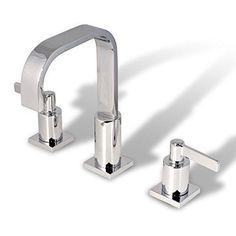 Decor-Contemporary-Bathroom-Vanity-Sink-Widespread-Lavatory-Faucet-cUPC-NSF-AB-1
