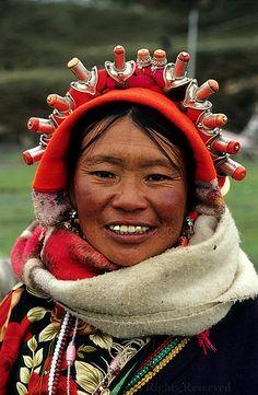 Tagong Grasslands - Tibet by BoazImages via flickr * 1500 free paper dolls at international artist Arielle Gabriels The International Paper Doll Society also free Chinese paper dolls The China Adventures of Arielle Gabriel *