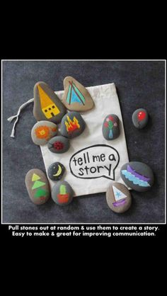 Creative writing and story telling - such a simple idea