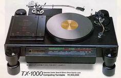 Vintage audio Nakamichi The most advanced turntable ever build Radios, Recording Equipment, Audio Equipment, Platine Vinyle Thorens, Audiophile Turntable, Vinyl Turntable, High End Turntables, Cassette Vhs, Audio Design