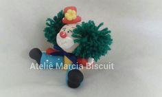 Lembrança Mini Baleioros decorados em biscuit. watsap 021/98069-2916
