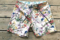 Let your Garden Grow. Riz Boardshorts Endangered Garden print Short. Released march 2014