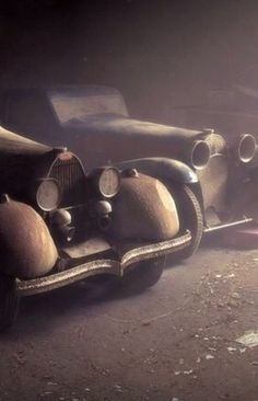 Lost | Forgotten | Abandoned | Displaced | Decayed | Neglected | Discarded | Disrepair | Barnfinds
