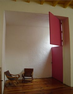 Casa Barragan. Luis Barragan. Mexico City. 1948. Photo ©Rene Burri