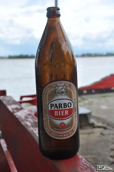 Parbo Bier is now also available in the Netherlands. Heineken is selling it.