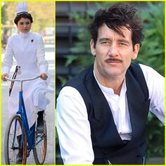 Looking forward to Cinemax's new show starring Clive Owen & Eve Hewson - 'The Knick'
