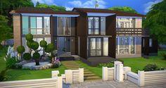 Un Sims au bout du fil. - Sims 4 - Propriété du Hâvre Vert Once again, a...