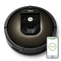 iRobot ROOMBA980 Robot Vacuum Cleaner: Amazon.co.uk: Kitchen & Home