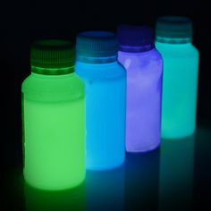 GLOW in the DARK PAINT GID phosphorescent in Crafts, Art Supplies, Painting | eBay