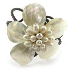 Flower Cuff Bracelet — Crafthubs