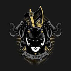 ATER ORDO PROBOSCIDEA T-Shirt $12 Power Rangers tee at Once Upon a Tee!