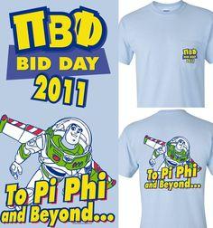 To Pi Phi and Beyond! #piphi #pibetaphi