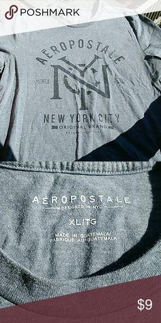 Gray Aeropostale tee Men's. Grey Aeropostale tee. Aeropostale Shirts Tees - Short Sleeve