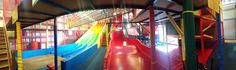The colourful Playzone Portsmouth is a fun loving indoor play facility that& suitable and welcoming for all ages! There are some truly huge slides. Indoor Play Centre, Fun Loving, Portsmouth, Days Out, Kids, Color, Young Children, Boys, Colour